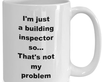 I am just a building inspector so...that's not my problem