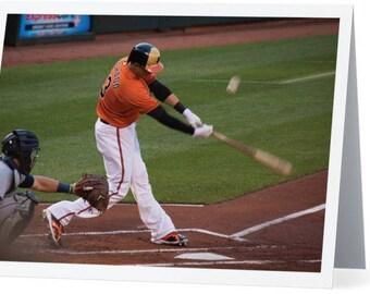 Orioles Baseball Card