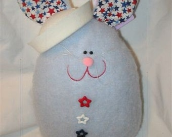 Easter  Bunny Sailor  #E-128