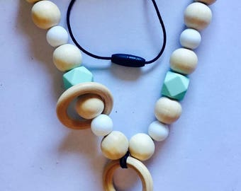 soft nursing necklace