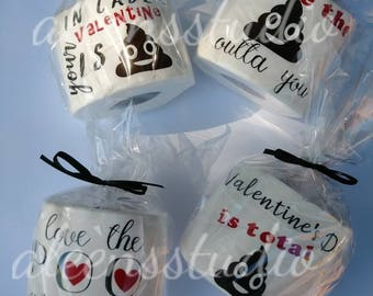 Unique Valentine's Day gift/ gag gift for him/ gag gift for her/ Valentine's Day