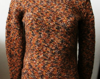 Knitted Multicolor Sweater