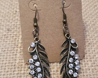Crystal Boho Earrings