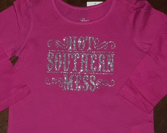 Hot Southern Mess Tee
