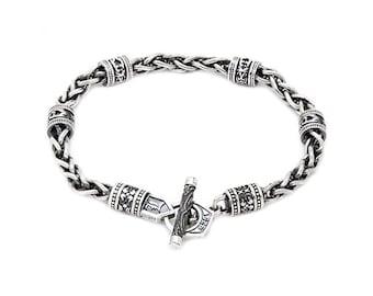 """Silver Bracelets """"Angel 004"""""""