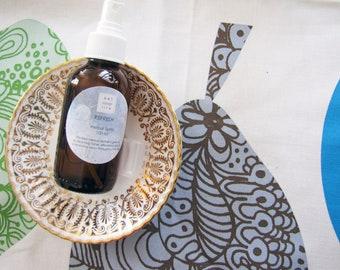 Refresh Herbal Spritz, Art Soap Life, Made in Winnipeg MB, toner, aftershave, rosewater, witch hazel, essential oils, glycerin, refresh