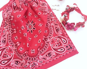 Red Pillow Case Dress, Red Bandana Dresses, Pillow Case Dresses For Toddlers, Girl's Summer Dresses, Girls Spring Dresses, Party Dresses
