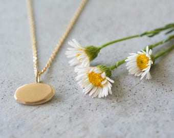 14K Yellow Gold Chain Necklace, 14k Solid Gold Pendant Chain, thin gold necklace, unique necklaces for women, minimalist necklace, netamit