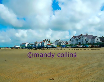 Rhosneigr Beach number 15 Anglesey Wales - Fine Art Photography by Mandy Collins
