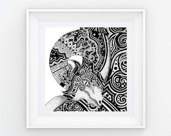 Dragon, Dragon Art, Dragon Print, Dragon Wall Art, Mythical, Mythical Creature, Fantasy Art, Fantasy Creatures, Fantasy Wall Art, Fantasy
