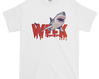 Week of the shark Short-Sleeve T-Shirt