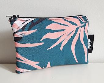Mini pouch / wallet (tropical)