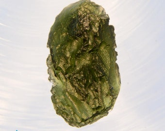 Special Museum Grade Moldavite Stone 11.8g AAA964