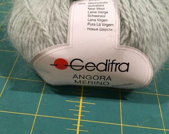Gedifra Angora Merino Yarn from Germany