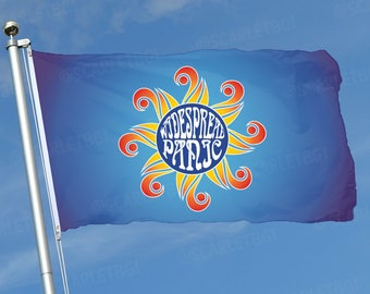 """Widespread Panic """"Sun"""" Flag! Vendors, Festivals, Tailgating, Businesses, Bands, Clubs, Teams, Weddings, Parties, Special Occasions"""