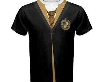 Men's Harry Potter Hufflepuff Inspired Shirt