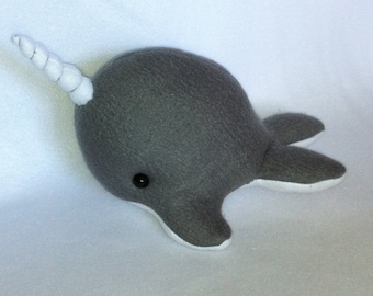 Narwhal Plush Plushie Toy