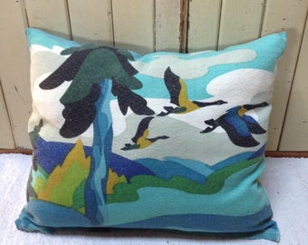 Vintage cushion cover