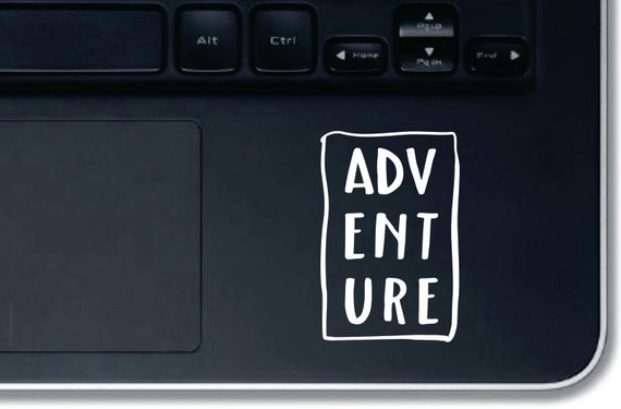 Adventure vinyl decalvinyl sticker car window decal laptop decal water bottle decal phone decal bumper sticker traveling decal from designs4evershop