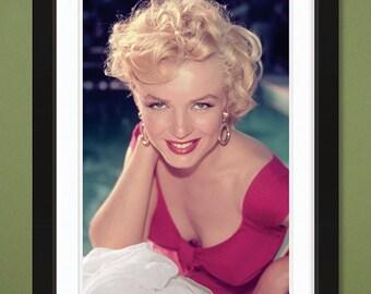 Celebrities – Marilyn Monroe 2 (12x18 Heavyweight Gloss Print)