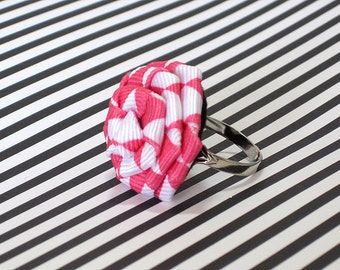LIMITED - Argyle Pink Rose Ring