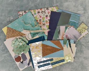 Natural Chic Ultimate Cardmaking Pack- 45 Pieces