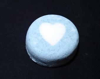 Effervescent bath organic Lavender-vanilla
