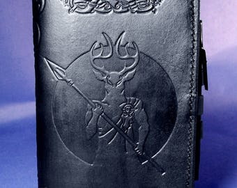 Leather Herne the Hunter Book of Shadows