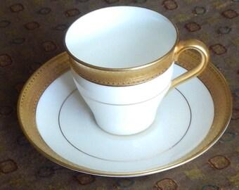 Beautiful Minton 1935 Miniature Teacup Set!