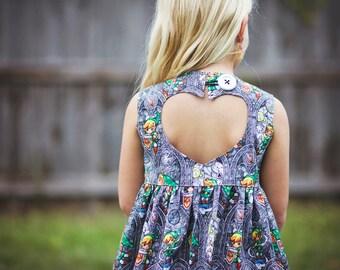 CLEARANCE Link Sweetheart Dress - Size 5T - Zelda