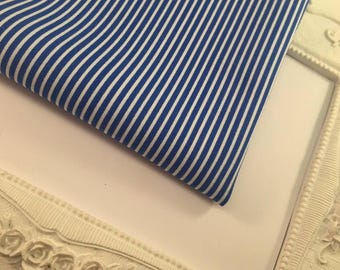 """Pouch costume """"Marin"""" striped White and blue - men"""