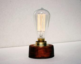 Attirant The Edison Table Lamp