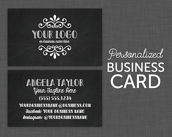 Black business card business card black chalkboard chalkboard business card chalkboard design business card custom colourmoves