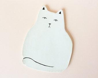 Cat Spoon Rest