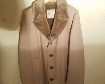 vintage london fog mens overcoat