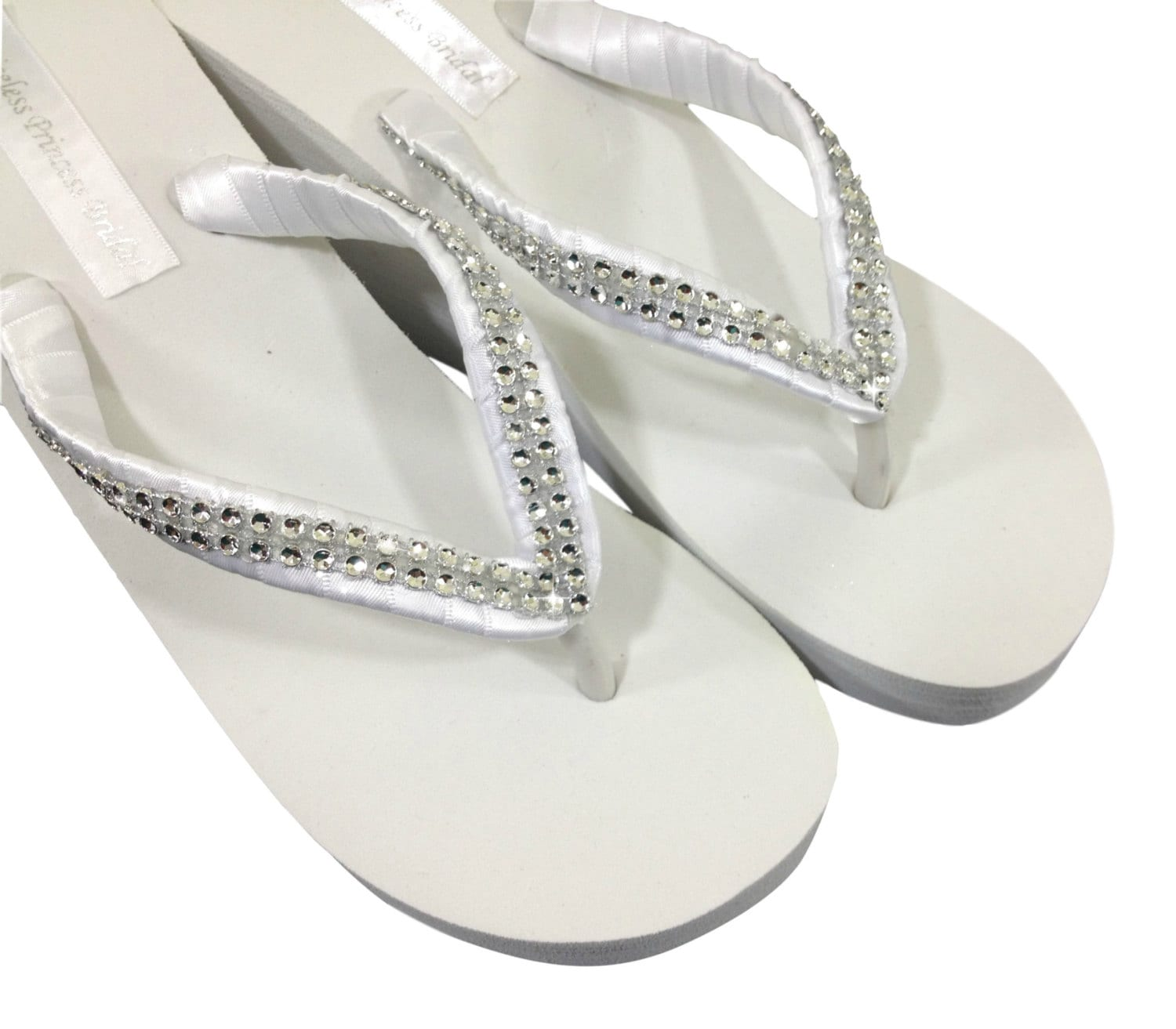 Awesome Silver Flip Flops Wedding Pictures - Styles & Ideas 2018 ...