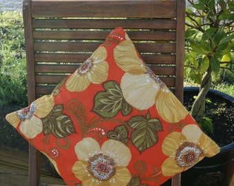 Funky Fabric Cushion