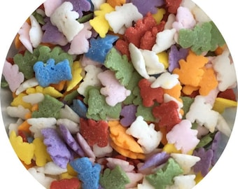 Rainbow Teddy Bears VEGAN/GF Sprinkles