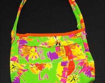Funky Hawaii Bags + Sunglasses Cover (3 pieces)