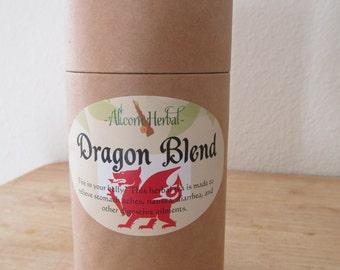 "Digestive Health Herbal Tea - ""Dragon Blend"""