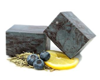 Organic Handmade Soap, Vegan, Cold Process, Hypoallergenic Soap