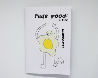 Rude Food: A Zine