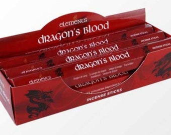 Elements Dragons Blood Incense