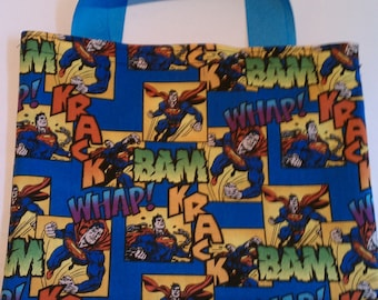 Superman Party Favor Bags