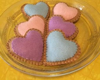 Felt Cookie Set