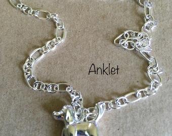 Dog Anklet Bracelet