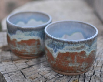 Small Bowl - Handmade Bowl - Pottery Bowl - Tea Cup - Ice Cream Bowl