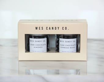 Dark Chocolate Duo