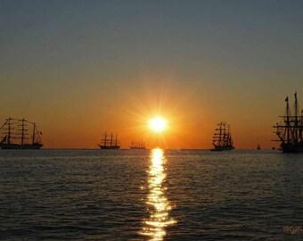 Tall Ships on Chesapeake Bay