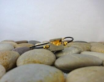"Concrete jewelry contemporary ""Tibout"" bracelet"